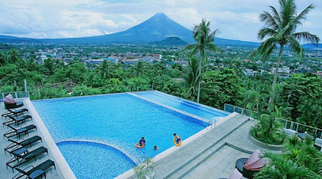 The Philippine Star: A room with a view at the Oriental Legazpi