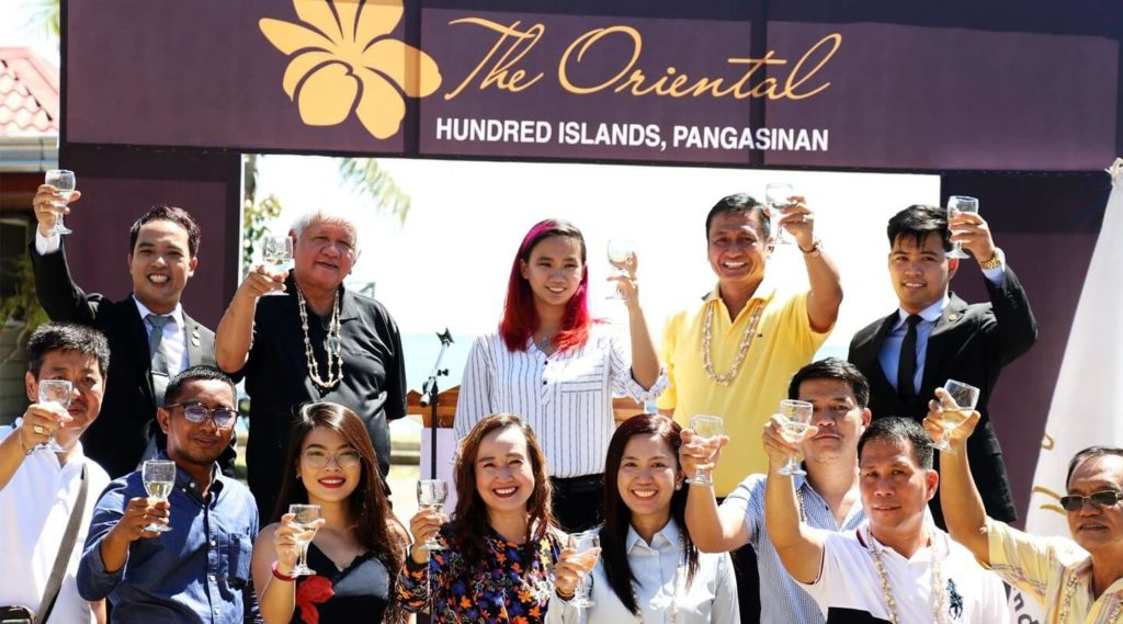 Bilyonaryo.com.ph: LKY Group's Wilbert Lee to build 5-star hotel in Alaminos in PPP deal