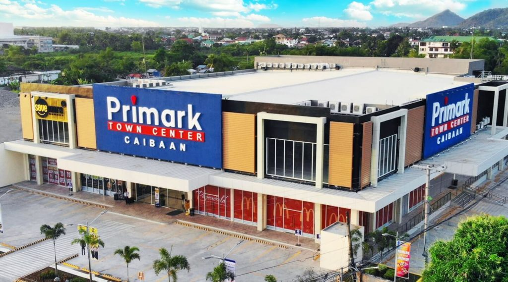 Business World: Primark opens town center in Tacloban