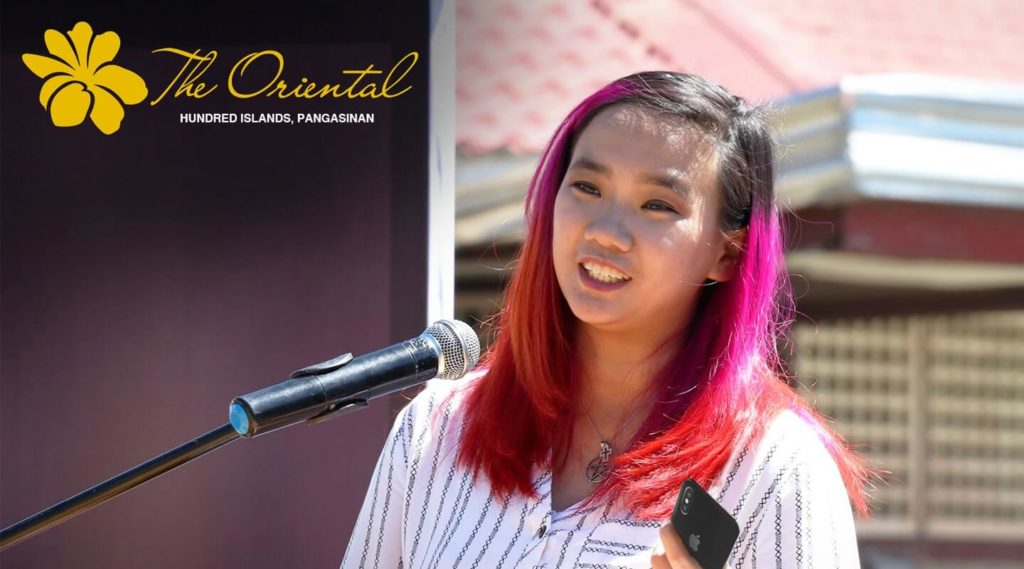 Philippine Daily Inquirer: The Oriental's Abi Lee; Celebrating heritage