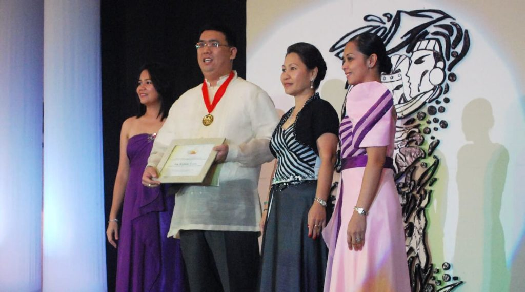 Bicol Mail: Wilbert Lee of Sorsogon is Rokyaw Ibalnong awardee