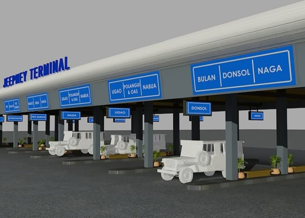 Philippine Daily Inquirer: LKY Group reinvents Legazpi terminal