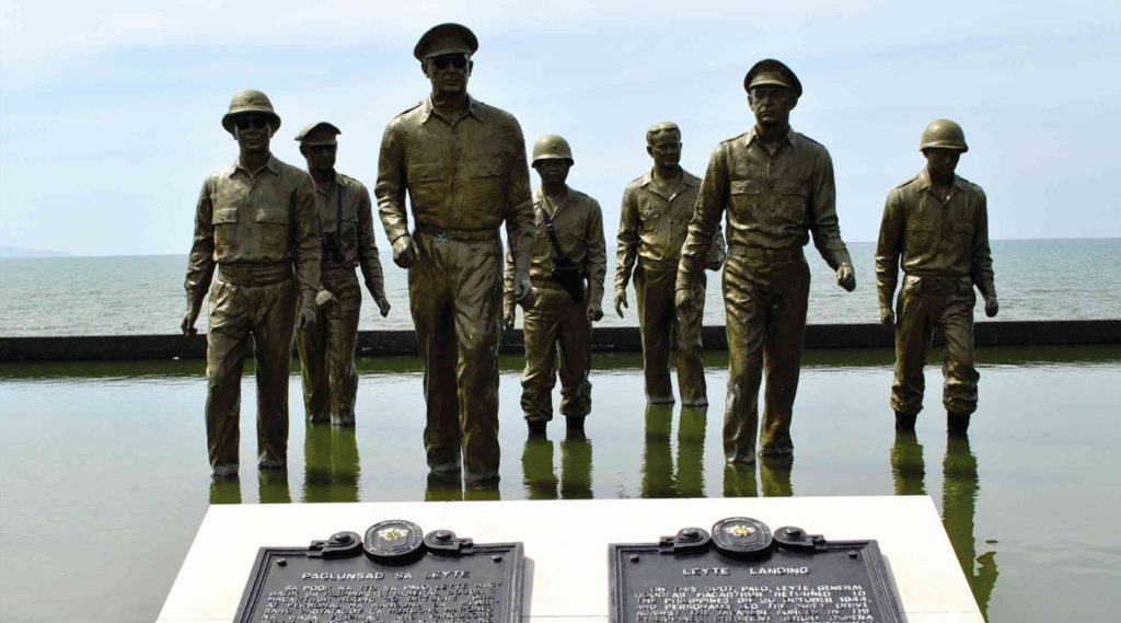 A Return to Leyte