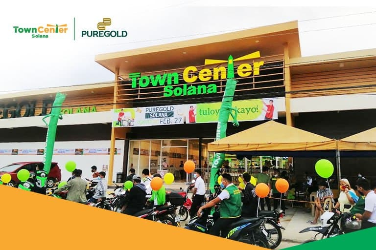 Puregold is now open at Town Center Solana - Cagayan