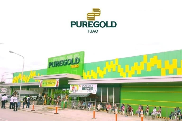 Puregold Tuao is now open!